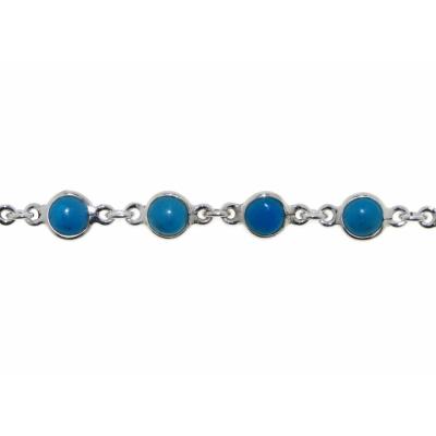 Bracelet Turquoise Argent 925