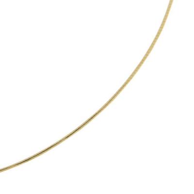 Collier Maille Omega Dévissable en Or Jaune 375