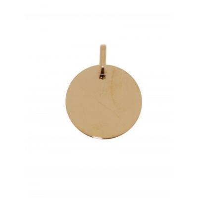 pendentifs et plaques graver en or pour enfant. Black Bedroom Furniture Sets. Home Design Ideas