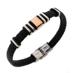 Bracelet Acier 10,8mm 21cm