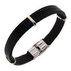 Bracelet Acier 12,7mm x 21cm