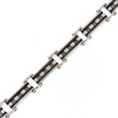 Bracelet Acier 7,8mm x 20/21/22cm