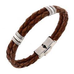 Bracelet Acier 9,2mm x 20,5cm
