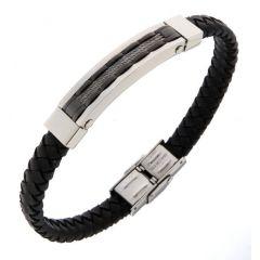 Bracelet Acier 9,2mm x 21cm