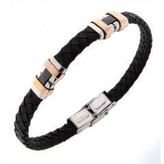Bracelet Acier 9,7mm x 22cm