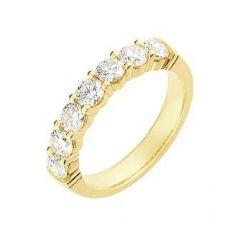 Demi Alliance Diamant serti griffes 1.20 carat