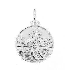 Médaille Argent 925 Saint Christophe