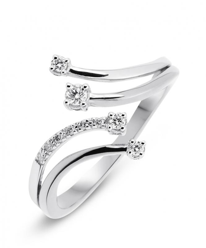 bague diamant 4 fois sans frais