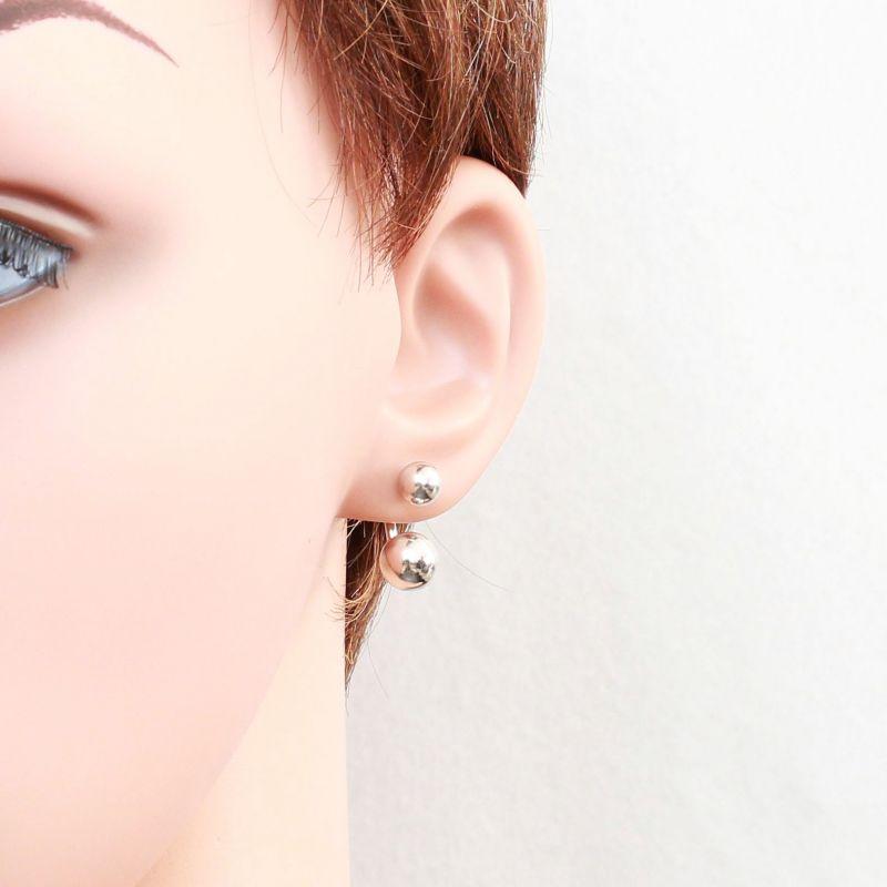 boucles d'oreilles pandora femme argent