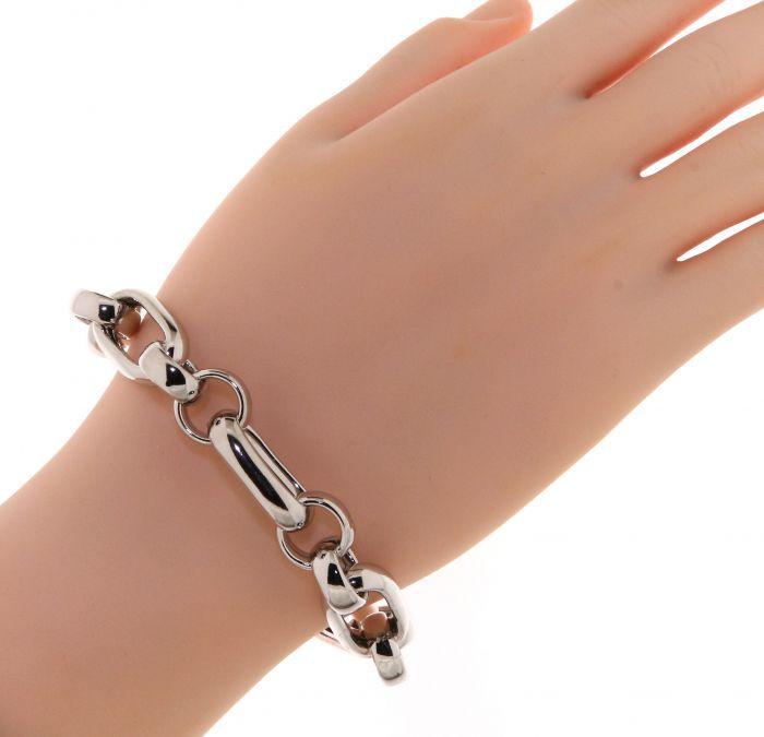 bracelet argent femme 21 cm