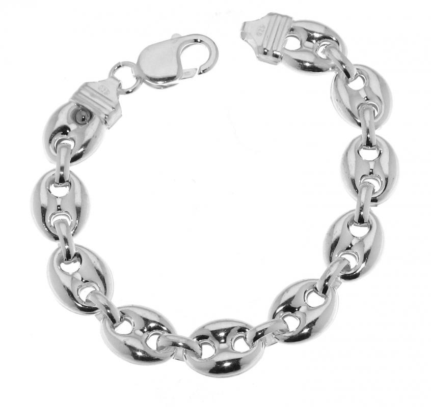 Bracelet homme or argent