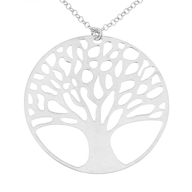 collier arbre de vie femme pandora