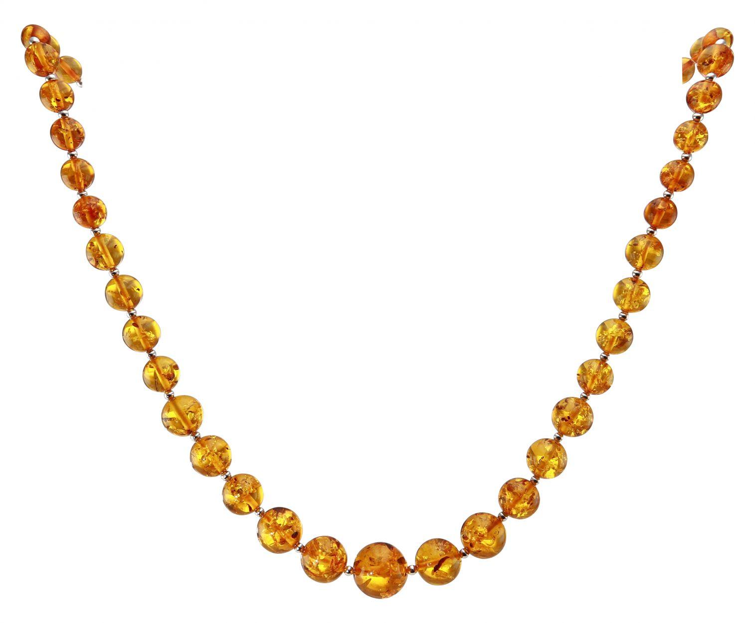 collier ambre femme pas cher