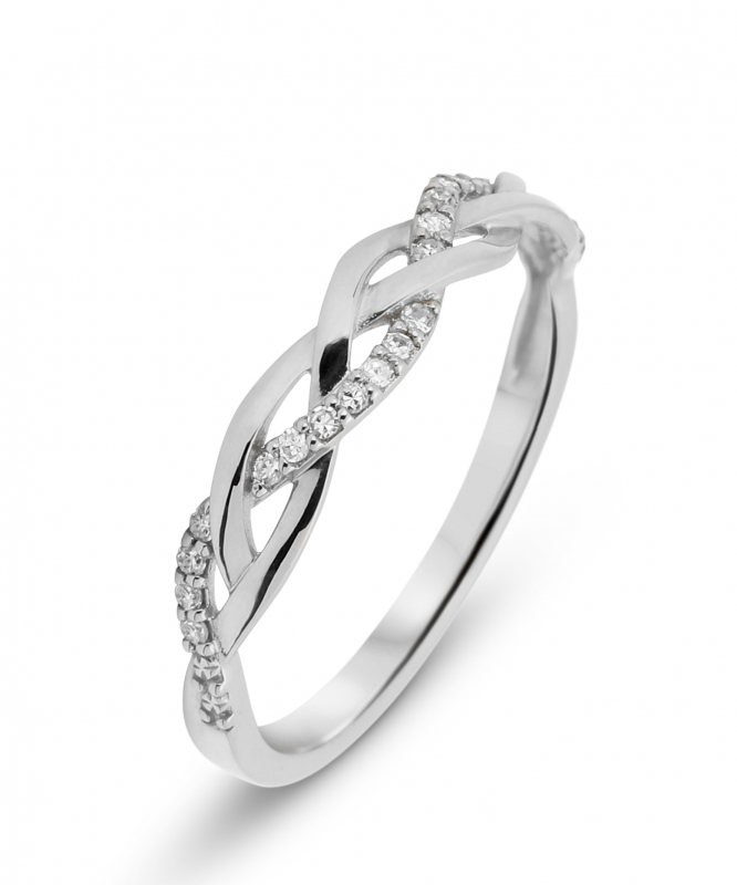 demi alliance or blanc diamant carat ref 35950. Black Bedroom Furniture Sets. Home Design Ideas