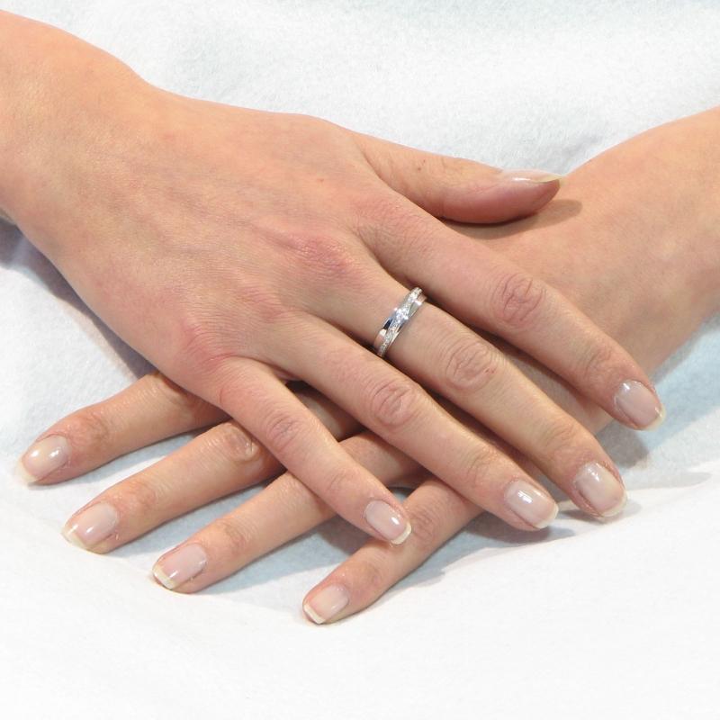 demi alliance or blanc diamant carat ref 36690. Black Bedroom Furniture Sets. Home Design Ideas
