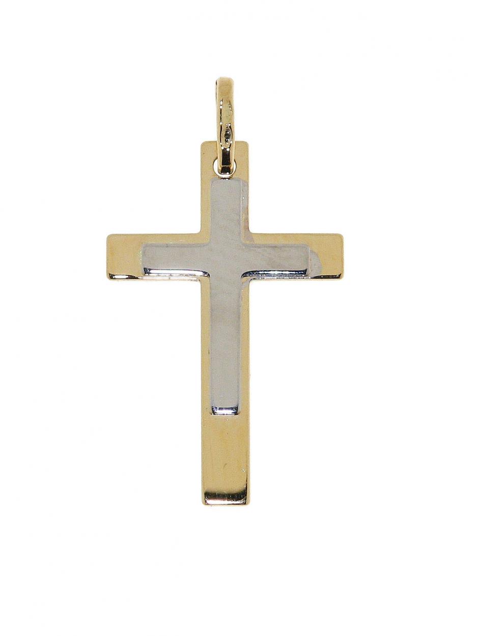 Pendentif Croix 2 Ors 27x13mm Ref. 27780 3065aeaa5fb8